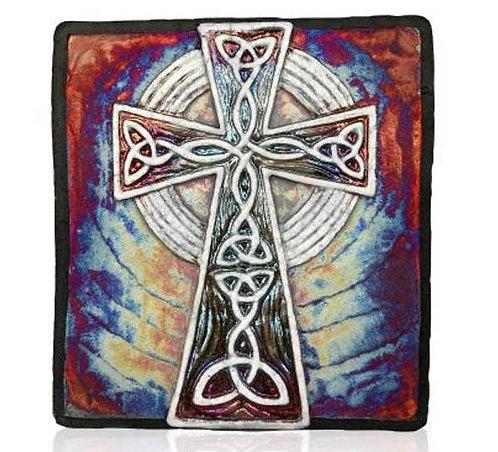 "5"" Celtic Cross Wall Art"