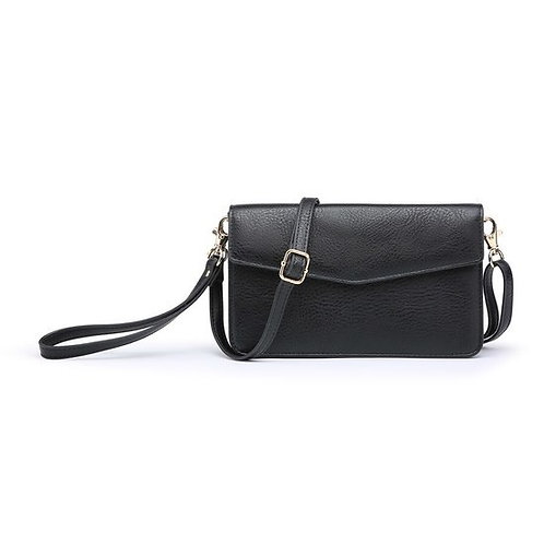 RFID Touch Screen Crossbody/Wristlet