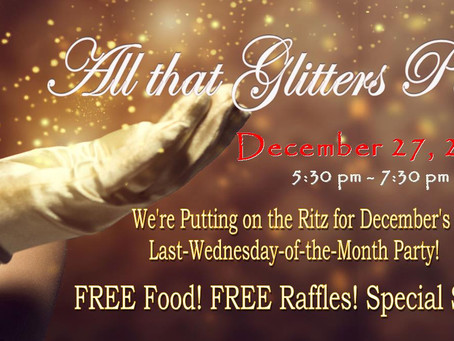 All that Glitters Party!