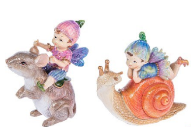 Joyride fun fairy figure
