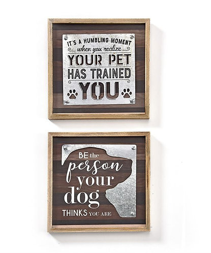 Furever Yours Dog Wall Art