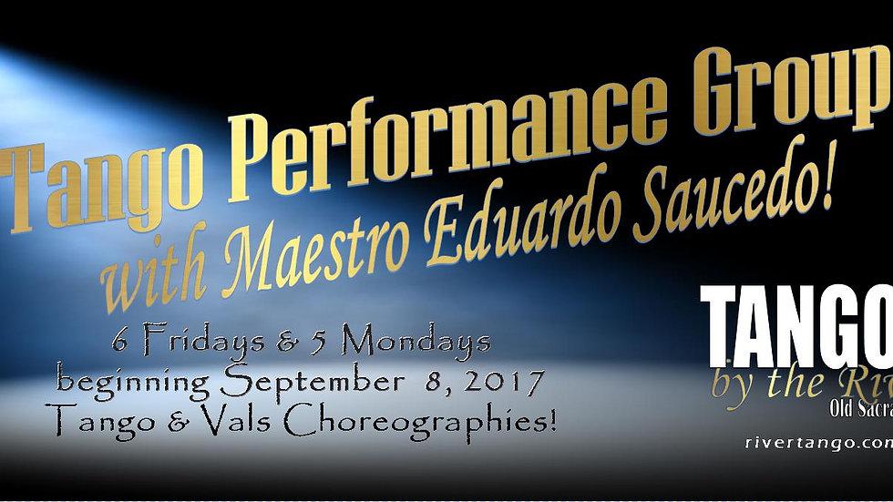 Performance Tango 2017