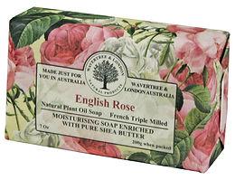 200g English Rose Soap