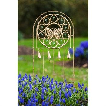 Bells Garden Stake