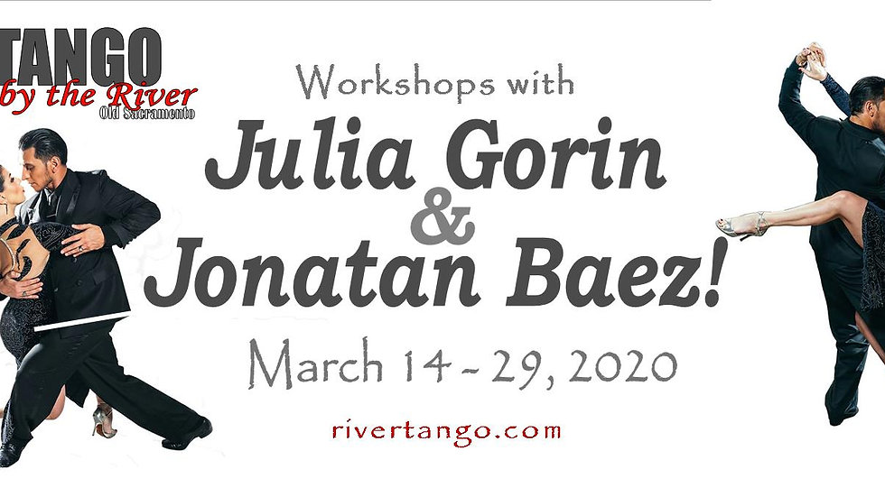 Workshops with Julia & Jonatan!