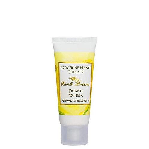 French Vanilla Hand Therapy 1.35oz tube