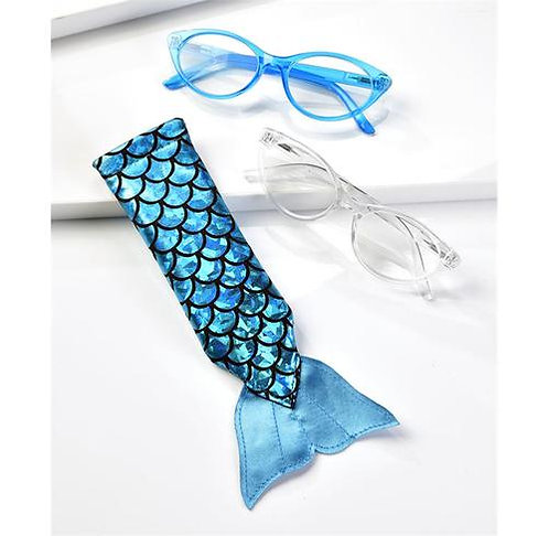 Mermaid Tail Eyeglass Case