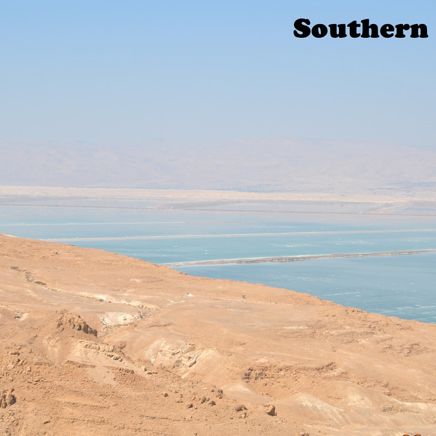 Southern Dead Sea