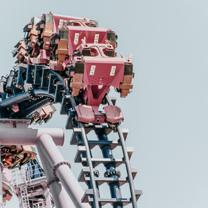 Step right up! Come for a ride on the Financial Rollercoaster