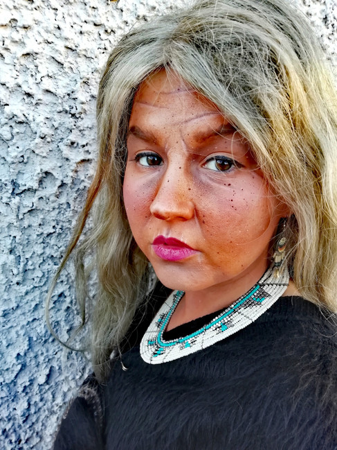 Pocahontas 70 years old
