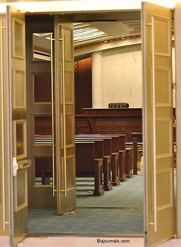 Appellate Courtroom Denver Attorney