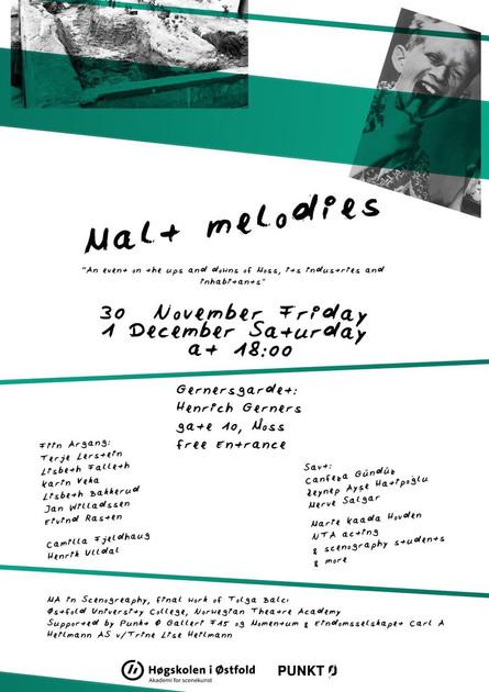 Malt Melodies by Tolga Balcı, Moss, Norway