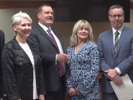 ZoloMedia: Deschutes County Officials Sworn-In