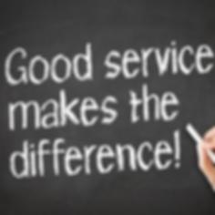 Goed service, Gratis inkorten, Gratis koffie, Garantie, Spijkerbroeken winkel, jeans, denim, Hedel, winkel
