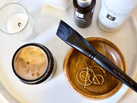 My 4-Step Skincare Routine