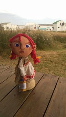 Alenka se estrenó en Cabo Polonio, recibida por Tatuteatro