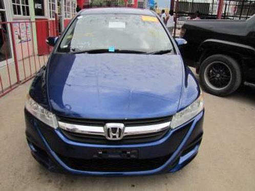 Honda Stream Blue