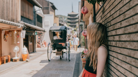 The Pressures of a Foreigner Living in Japan.