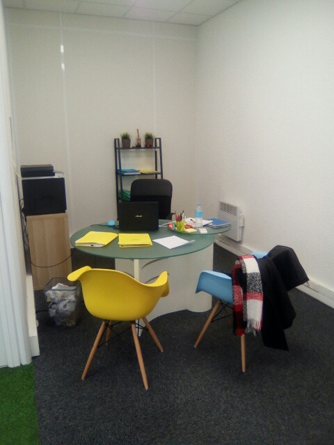 Le bureau de Grenoble