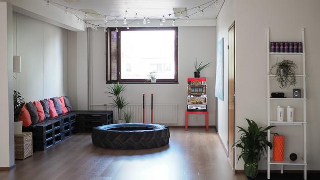 TreeniStudio lounge 3