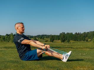 Liikkuvuutta, kehonhallintaa ja tasapainoa