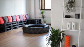 TreeniStudio lounge 2