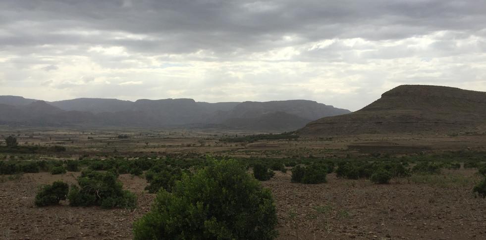 Belessa Village Landscape