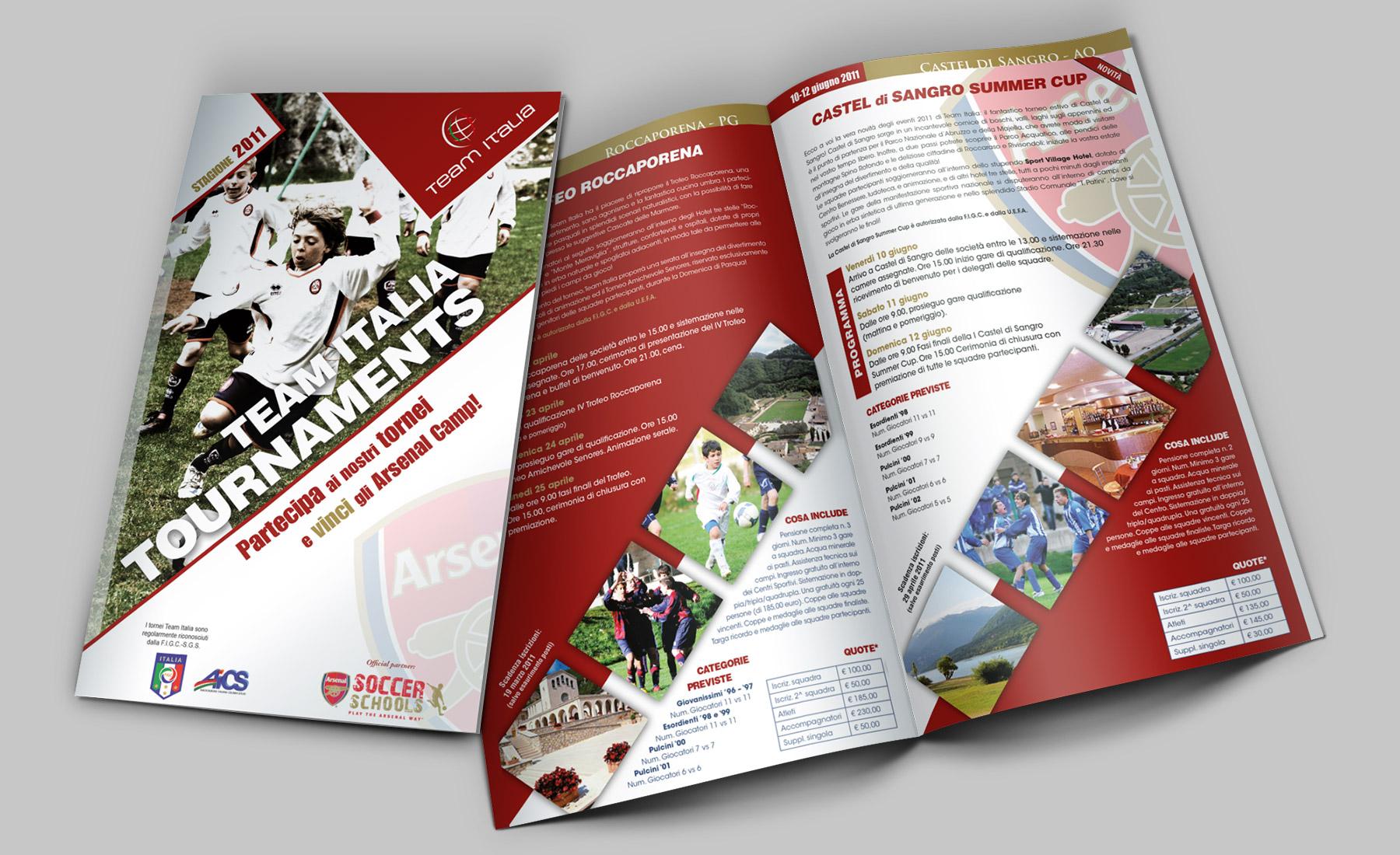 Pieghevoli - Brochure - Depliant