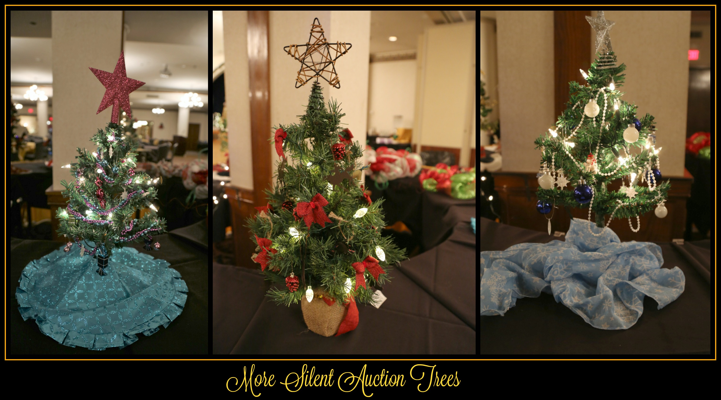 Silent Auction Trees 2