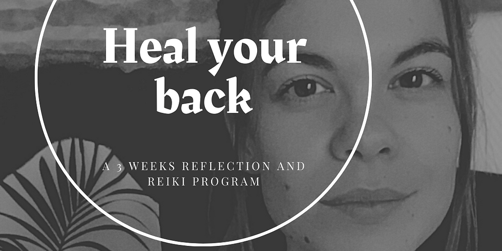 Heal your Back 1/3
