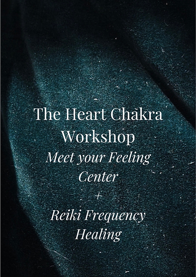 The Heart Chakra Workshop