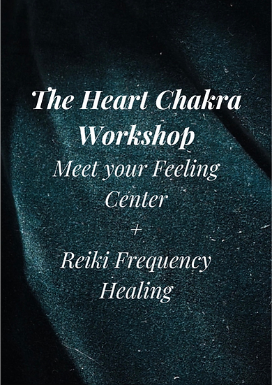 The Heart Chakra Workshop