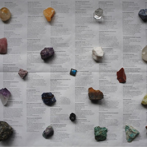 How I choose my Crystals