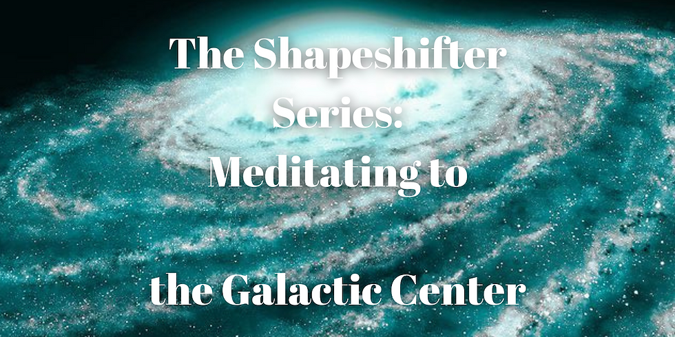 Meditating to the Galactic Center