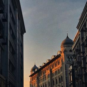Living in my Soul Purpose energy: Istanbul, Turkey