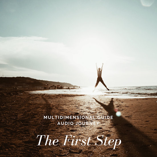 The First Step: Audio Healing Journey