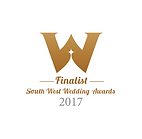 Finalist Award for South West Wedding Awards 2017