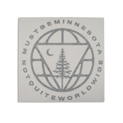 NQWW Die-Cut Sticker