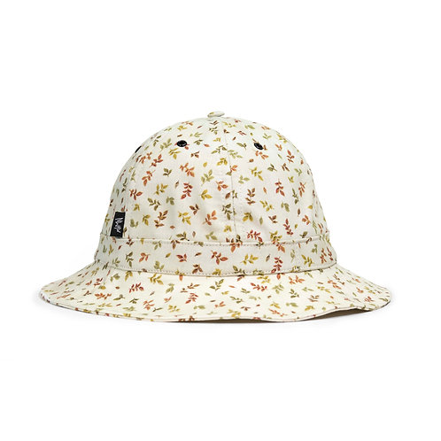 Little Leaf (Cream) Bell Hat