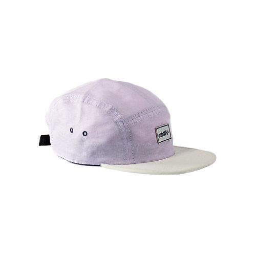 Garden Linen Camp Cap - Lavender