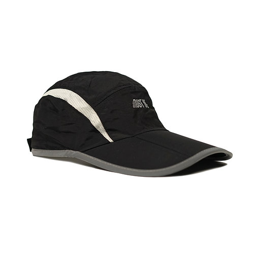 Fold-able Runners Cap