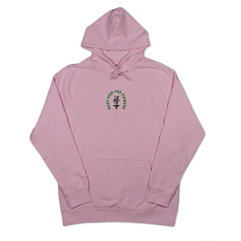 Don't Pick The Flowers Hoodie