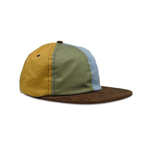 Pinwheel Polo Cap