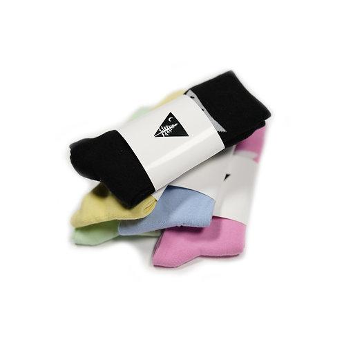 Triangle Logo Socks