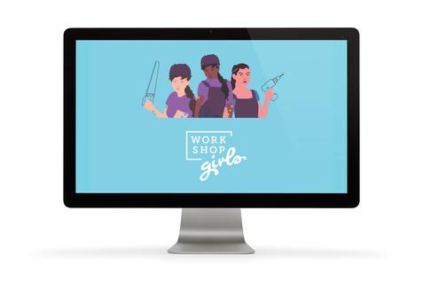 Workshop Girls Website
