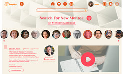 Mentorship Resources - Search for A Mentor Page