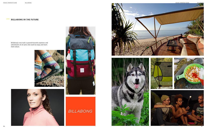 Billabong Brand Booklet1_Visual Strategy