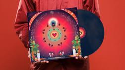 Pasar La Noche En Vela Vinyl Artwork