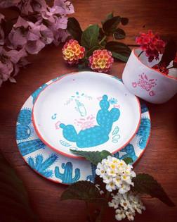 Ceramic Illustrations