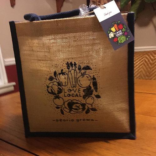 Peoria Grown Tote Bag